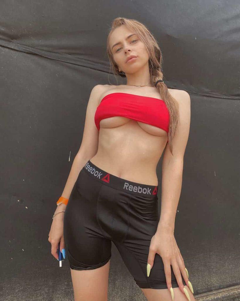 mihalina слив фото голая